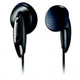 Casti Philips SHE1350/00 in-ear, negre