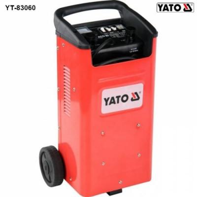 Redresor Robot Pornire Auto 12V-24V,20-600Ah YT-83060 foto