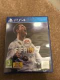 FIFA 18 PS4 nou nefolosit SIGILAT