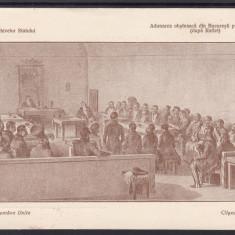 BUCURESTI ADUNARE OBSTEASCA 1840 MARVAN MUZEUL ARHIVELOR STATULUI T.ROMANE UNITE, Necirculata, Printata