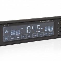 Phantom Touch - Radio auto cu player MP3 USB/SD/MMC, AUX Techno Plus