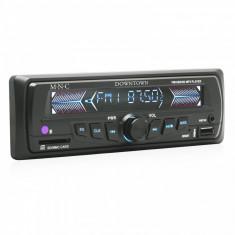 M.N.C Radio auto USB/SD/MP3/Radio negru Techno Plus