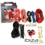 Kit complet cabluri amplificator IBIZA SOUND