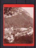 BANAT  BAILE  HERCULANE  VEDERE  GENERALA  FOTOGRAFIE ATELIER  KOSSAK & WIPPLER, Necirculata, Baile Herculane