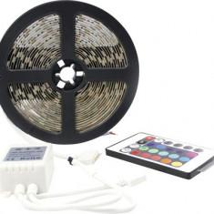 Telecomanda si controller Flink pentru benzi LED RGB