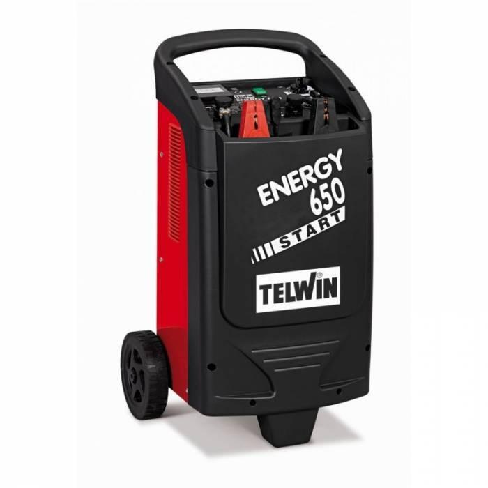 Robot de pornire auto si incarcator ENERGY 650 TELWIN