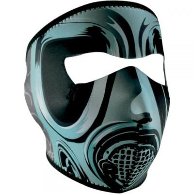 ZanHeadGear Masca Full Face Gas Gray foto