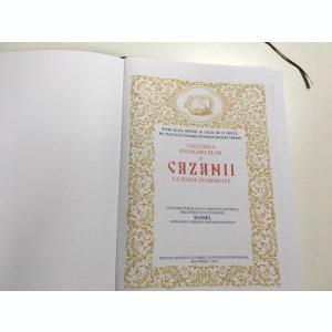 CAZANIA 2014- TALCUIREA EVANGHELIILOR SI CAZANII LA TOATE DUMINICILE