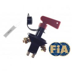 Comutator autobaterie FIA, cu cheie