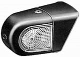Lampa semnalizare Mercedes 507D-814D 1986-1995 1222-3550 09.1988-04.1990 709-1524 1984-/1991- HELLA partea Stanga - BA-5053198H