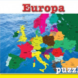 Puzzle 240 piese - Europa