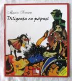 """""""DILIGENTA CU PAPUSI"""", Marin Sorescu, 1998. Poster inclus, Alta editura"""