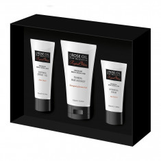 SET CADOU BARBATI GEL DE DUS ENERGIZANT/ CREMA ANTI RID/AFTER SHAVE CREMA Regina Floris