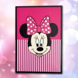 Invitatie botez Minnie Mouse BC100