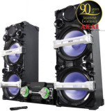Sistem audio AKAI AHT-38A5, CD/Mp3 Player, Radio FM, Bluetooth (Negru)