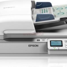 Scanner Epson WorkForce DS-7500N, ADF, Dulex, Retea