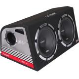 Subwoofer Dual Bass Auto Activ Vibe Slick 2400 W 30 cm - BLO-SLICKSLR12TA-V2