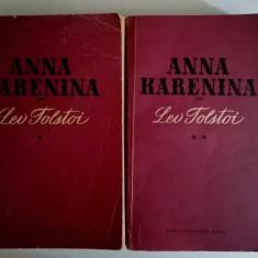 Lev Tolstoi – Anna Karenina {2 volume} {u}