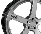 Sticker jante - JEEP (set 4 buc.)