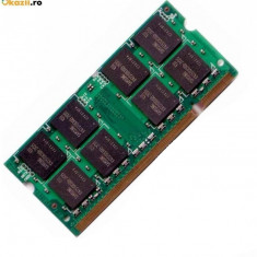 rami memorii leptop 2Gb giga SO-DIMM DDR2 800 MHz PC2 6400s 800Mhz PC2-6400 (4GB