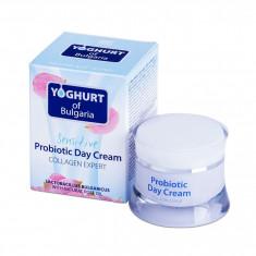 CREMA DE ZI PROBIOTICA CU COLAGEN EXPERT 50ML Yoghurt Of Bulgaria