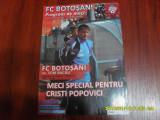 Program          FC  Botosani   -  FCM  Bacau