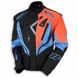 Ufo Geaca Enduro GC04417 Black/Blue/Orange