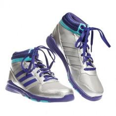 Ghete Copii Adidas Dance Mid K M20369, 36 2/3, Gri