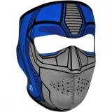 ZanHeadGear Masca Full Face Guardian Blue