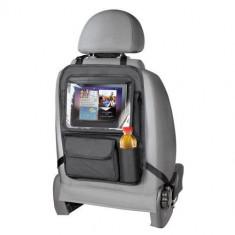 Organizator spatar scaun cu suport pentru tableta