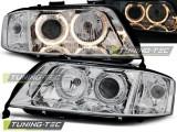 Faruri Angel Eyes pentru Audi A6 10.1999-06.2001 Tuning - Tec - VTT-LPAU69