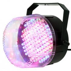 STROBOSCOP TRICOLOR 112 LED-URI