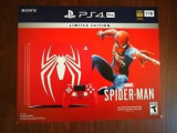 Playstation 4 PS4 slim 1TB Limited Edition spider man nou nefolosit SIGILAT