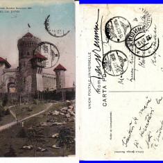 Bucuresti - Turnul lui Tepes-Expozitia Universala 1906