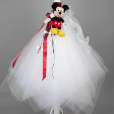 Lumanare botez Mickey Mouse LB025