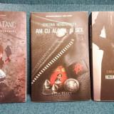 "3 carti Cristina Nemerovschi - Trilogia ""Sânge satanic"""