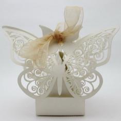 Cutiute fluturi marturii nunta/ botez DA004