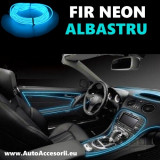 Fir NEON culoare ALBASTRU (lungime 1M)