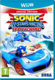 Sonic All-Star Racing: Transformed Limited Edition /Wii-U