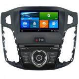Navigatie dedicata cu Gps Ford Focus 2011- , Navtec EDT-K150 Dvd Auto Multimedia DVR Gps Ford Focus Navigatie Tv Bluetooth