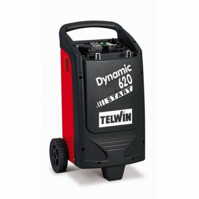 Robot de pornire auto si incarcator DYNAMIC 620 TELWIN foto
