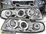 Faruri Angel Eyes pentru Audi A4 11.1994-12.1998 Tuning - Tec - VTT-LPAU02