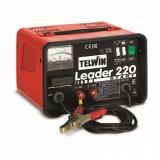 Robot de pornire auto si incarcator Leader 220 start TELWIN