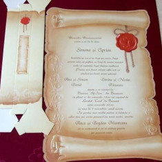 Invitatii nunta 30114