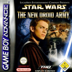 Star Wars: The New Droid Army (#) /GBA