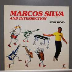 Marcos Silva and Intersection – Here We Go (1987/Concord /RFG) - Vinil/Jazz/NM
