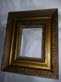 RAMA tablou masiva,rama veche pentru picturi de colectie,Tr.GRATUIT