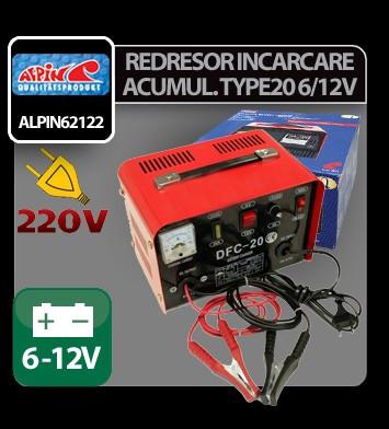 Redresor incarcare acumulator Type20 - 6/12V - IC973