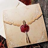 Invitatie nunta sigiliu 31302