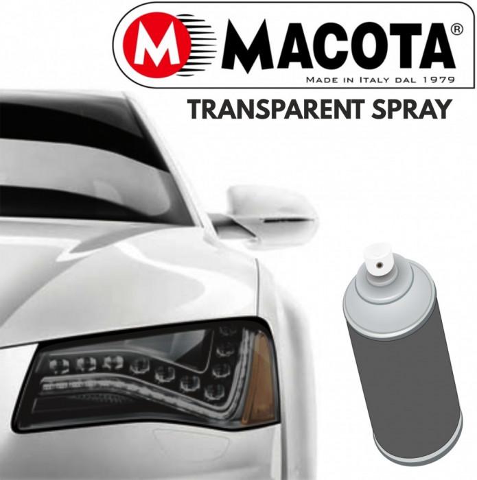 Spray transparent faruri / stopuri, MACOTA ITALY - FUMURIU (400ml)